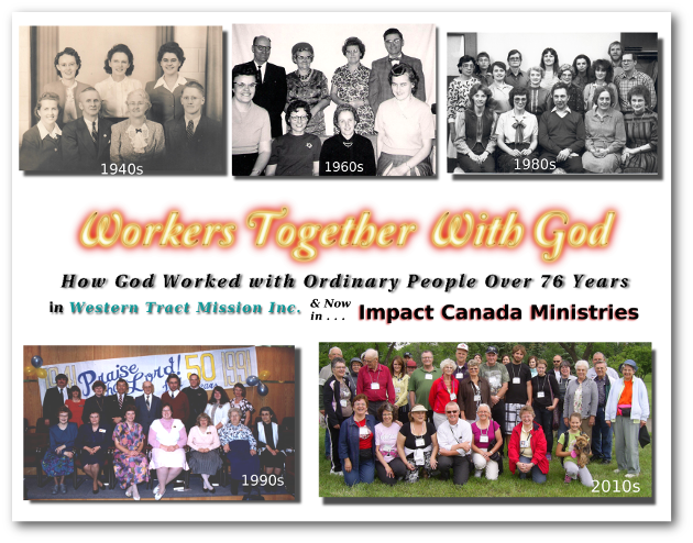 Workers Together With God
