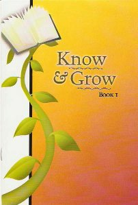 Know and Grow - a series about living a godly life