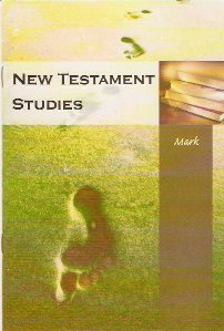 New Testament studies in Mark, John and Acts