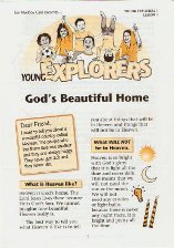 Young Explorers - a courses for 9 and 10 year olds